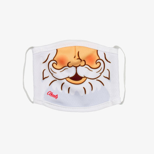 Aksels Santa Clause Kids Face Mask