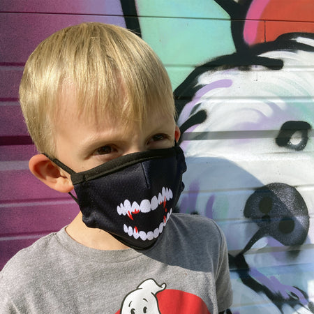 Aksels Vampire KIDS Face Mask