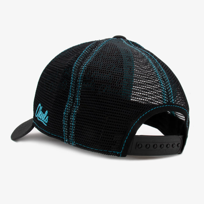 Aksels Mountain Landscape Low Pro Trucker Hat