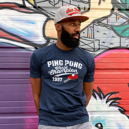 Aksels Ping Pong T-Shirt