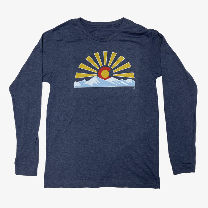 Aksels Colorado Sunset Long Sleeve Shirt