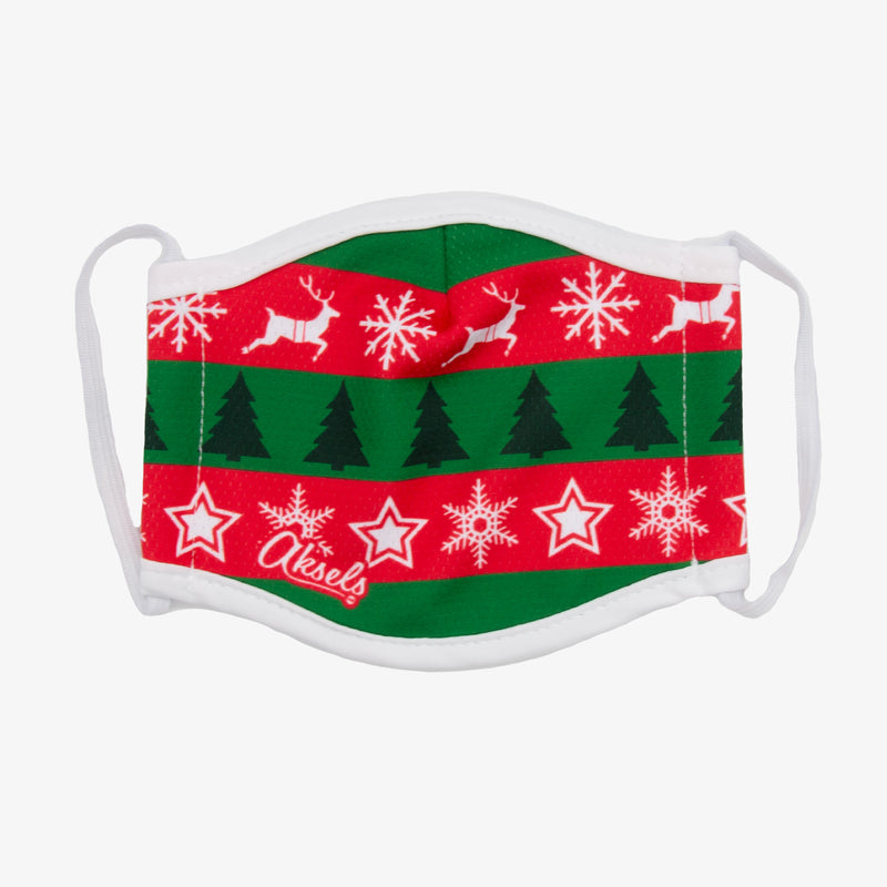 Aksels Ugly Sweater Face Mask