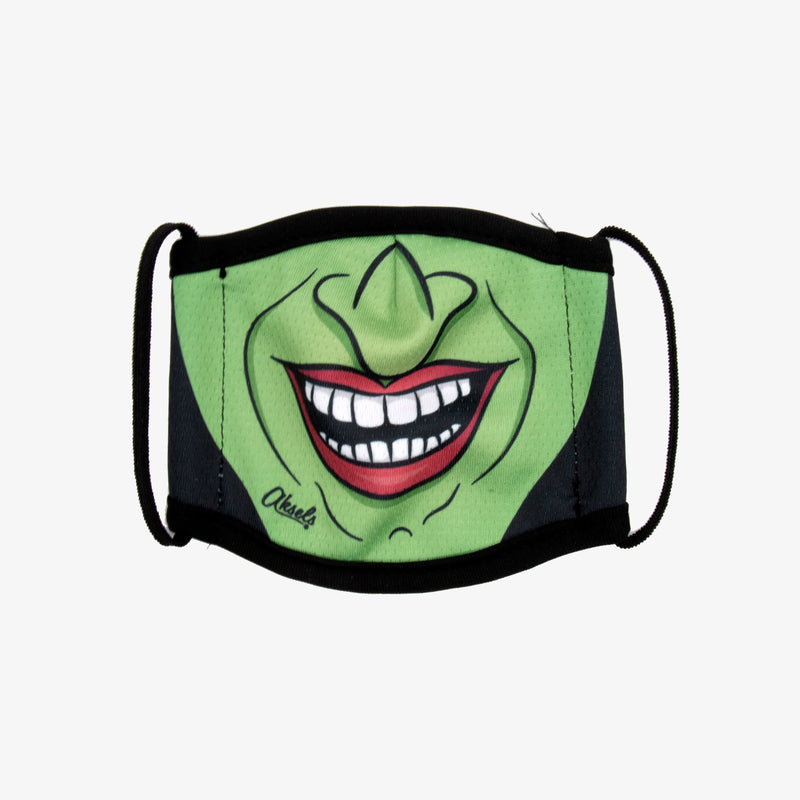 Aksels Wicked Witch KIDS Face Mask
