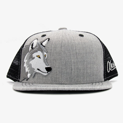 Aksels Kids Wolf Trucker Hats