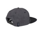 IN WATER WE LIVE Shades of Grey Snapback