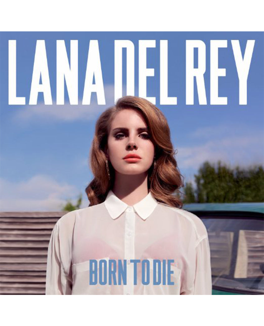 "Lana Del Rey Born To Die ""gangsta Nancy Sinatra"" soundtracks for `50s black and white movies"