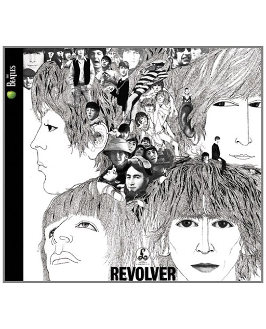 Beatles Revolver Attempting to distill an LSD trip into a three-minute song the song proved hugely influential Part of the album's revolutionary impulse was visual