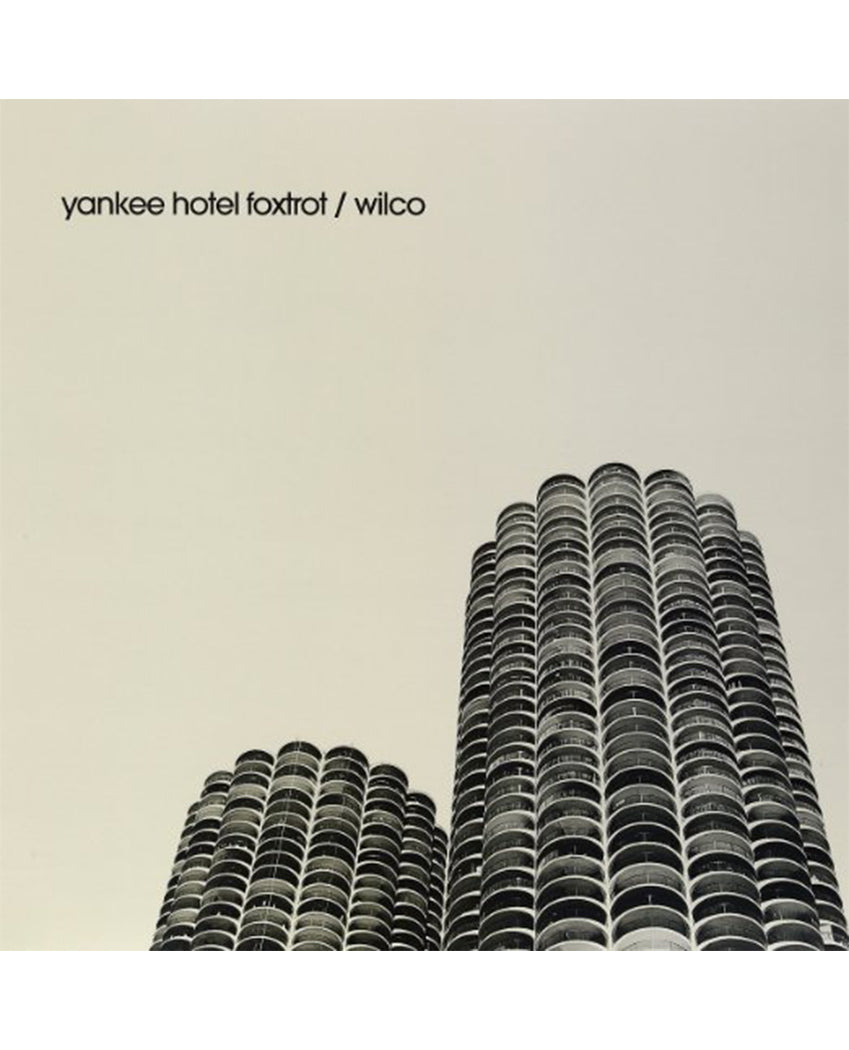 Wilco Yankee Hotel Foxtrot Earthy, moving psychedelia Eleven iridescent-country songs about surviving a blown mind and a broken heart