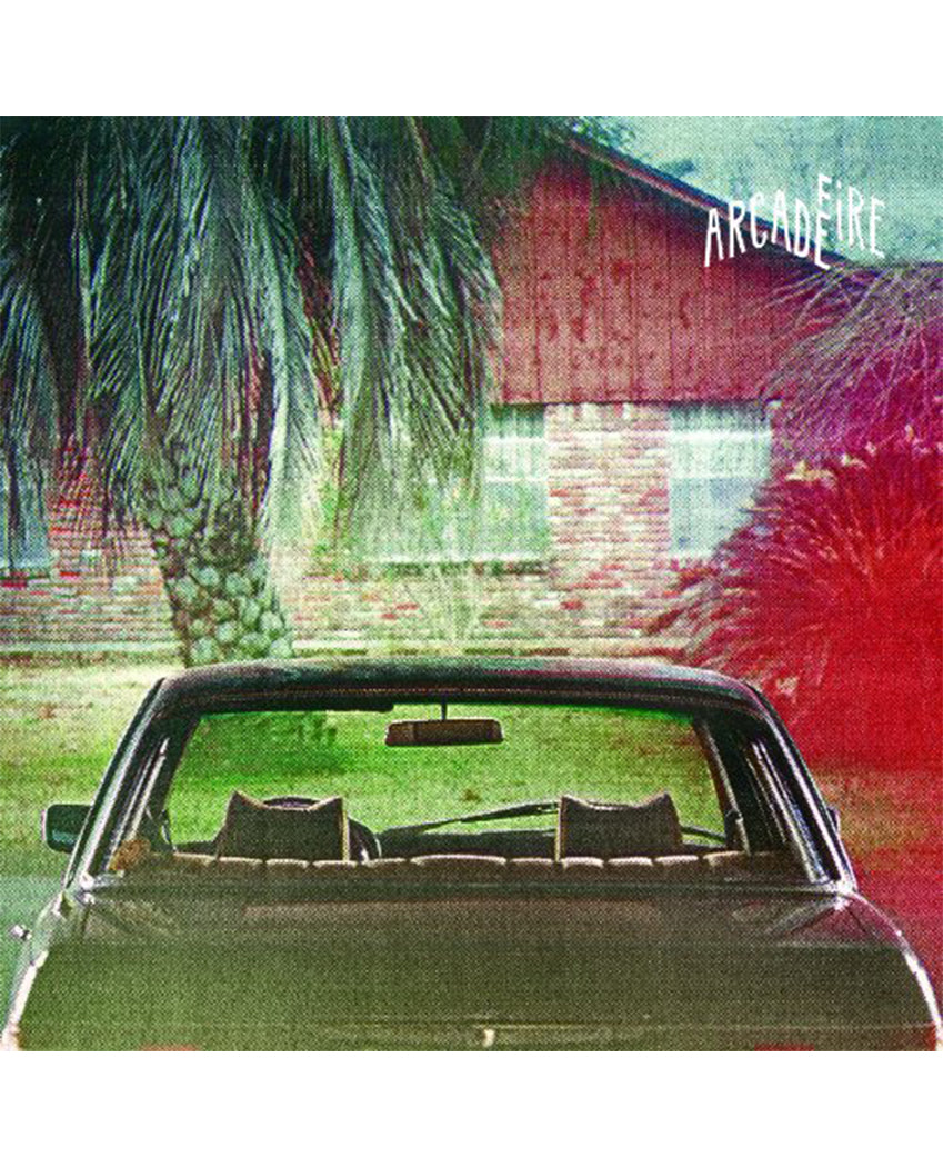 Arcade Fire Suburbs Focuses on this quiet desperation borne of the pain of wasting your time as an adult by romanticizing the wasted time of your youth