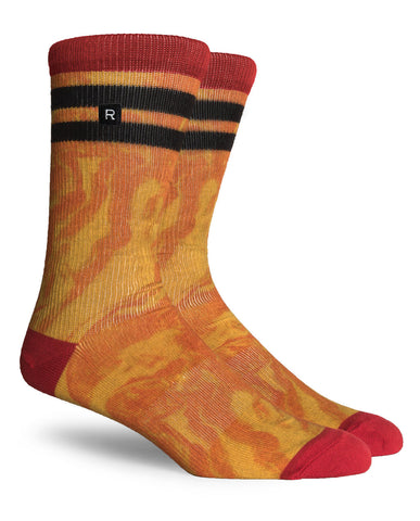 Shuttle Athletic Socks Red