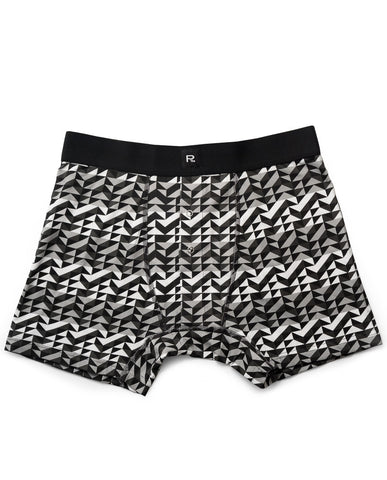 A Frame Boxer Brief Grey