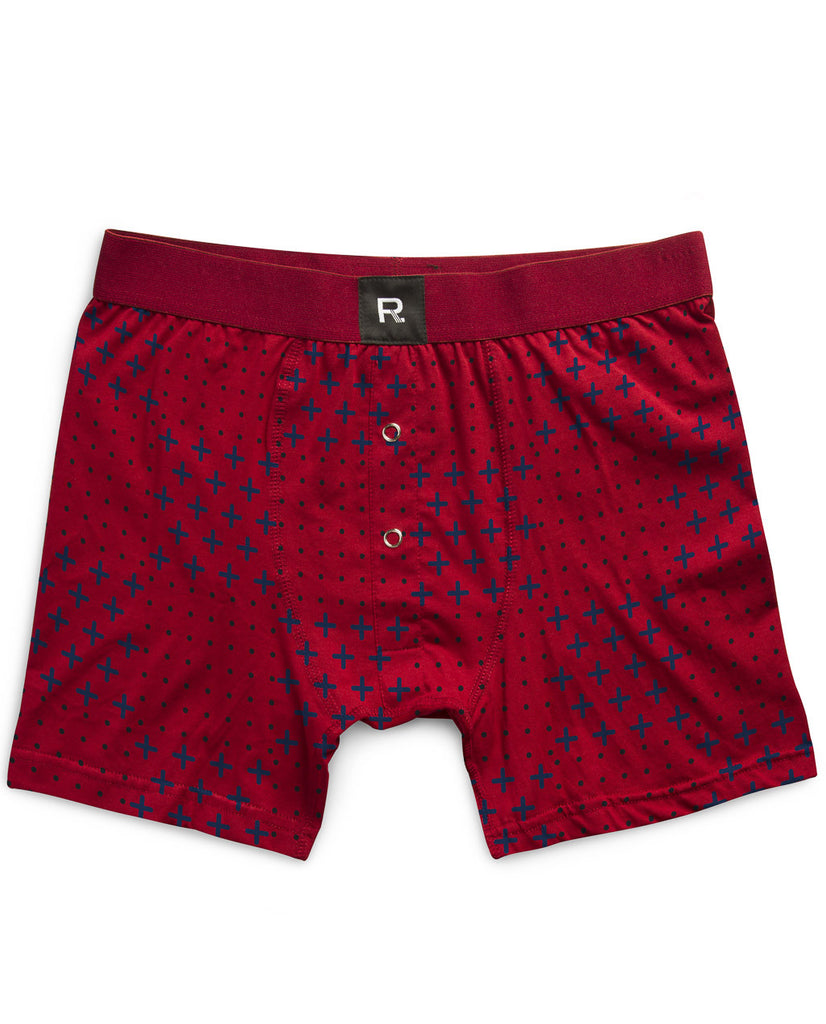 Heller Boxer Brief Red