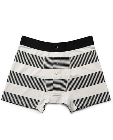 Thurston Boxer Brief White