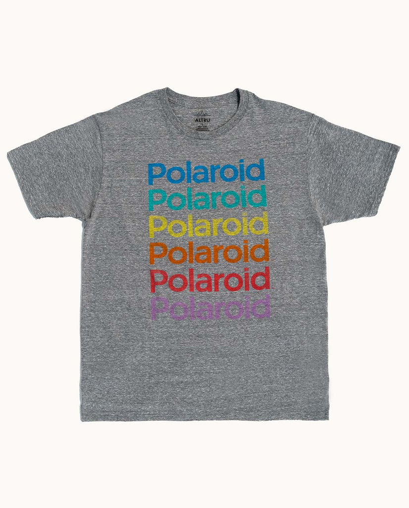 Altru Rainbow Polaroid Graphic Tee