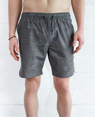 Astrneme Incognito Swimshorts Charcoal
