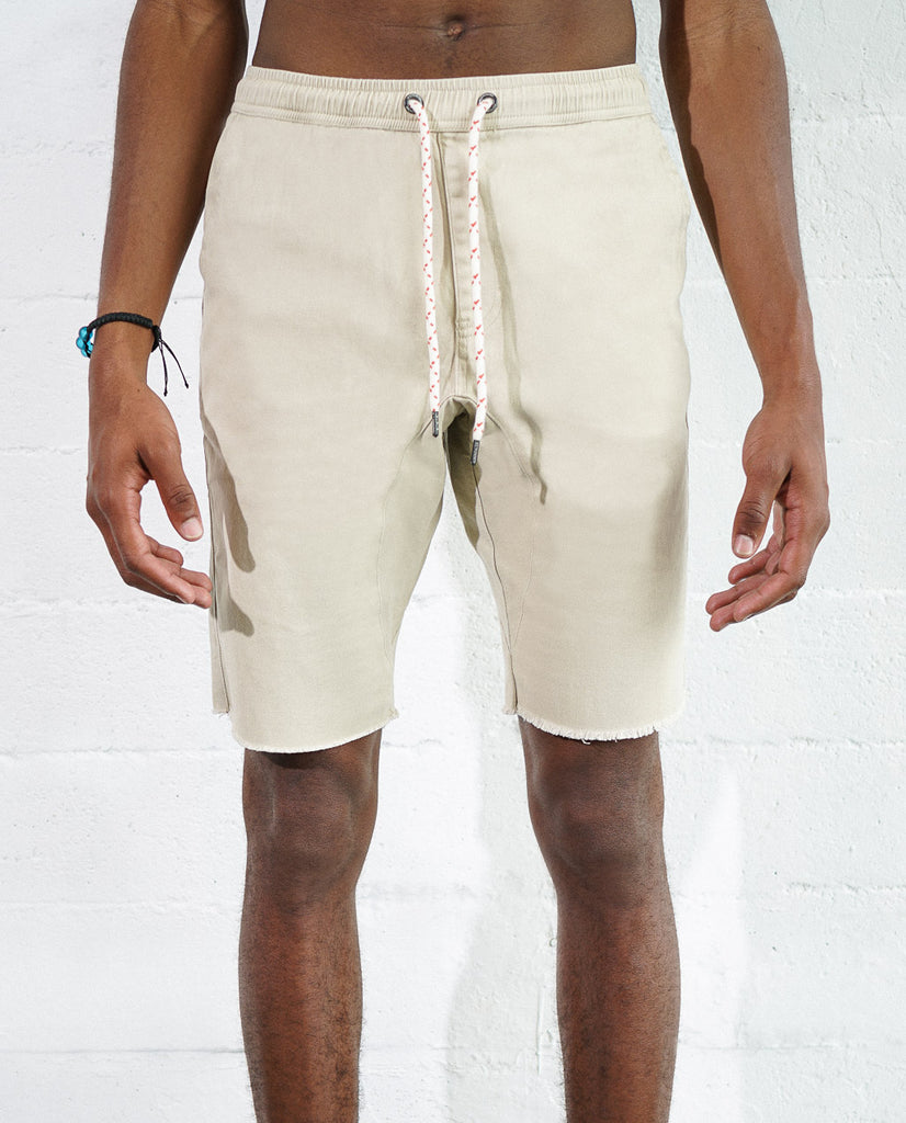 Astrneme Khaki Walker Shorts