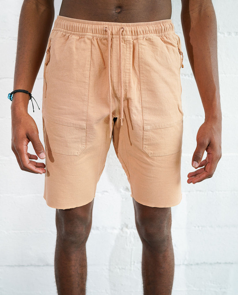 Astrneme Rugged Shorts Dune