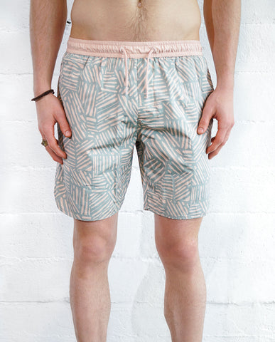Astrneme Sticks Swimshorts Sage