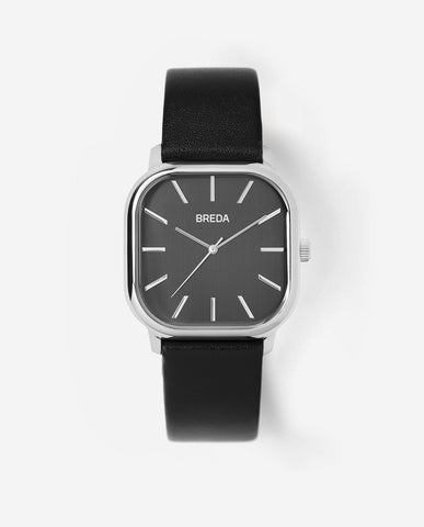 BREDA VISSER Silver / Black Watch