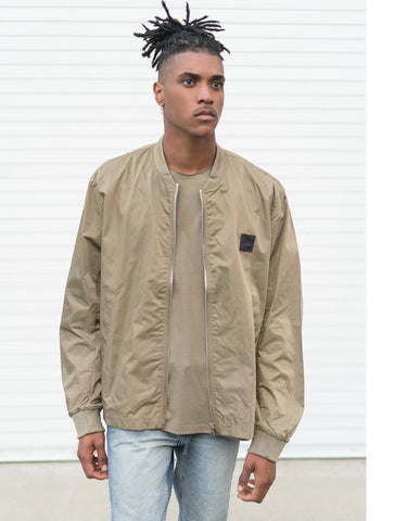 Cheap Monday Buckle Bomber Khaki Green