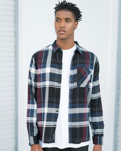 Cheap Monday Give Flannel Shirt