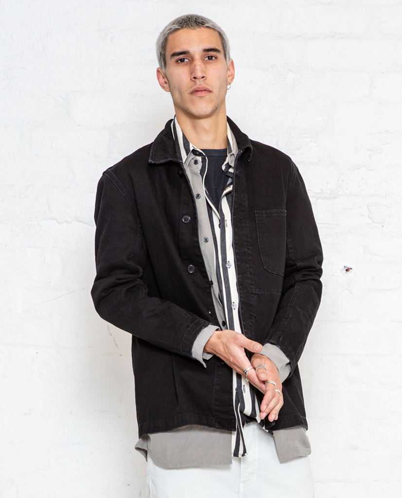 Neuw Denim Pollock Jacket Black