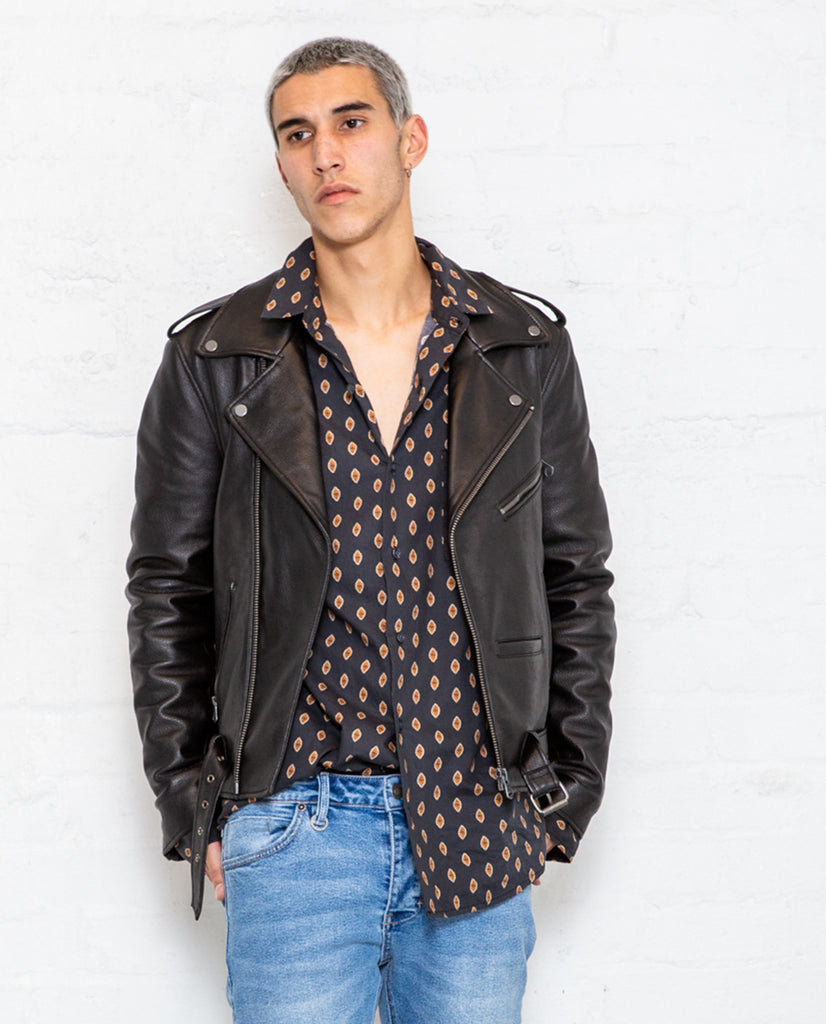 Neuw Fitzroy Leather Jacket