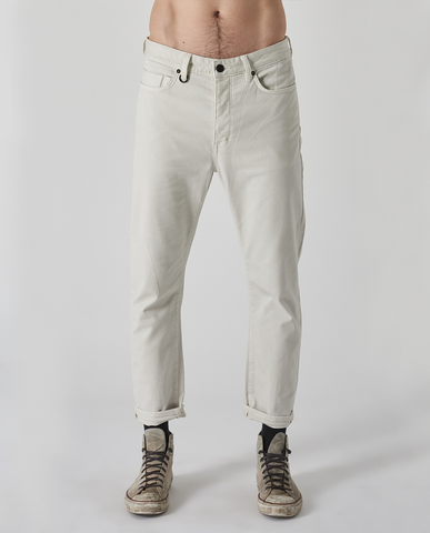 Neuw Studio Relaxed Marble Denim Pant