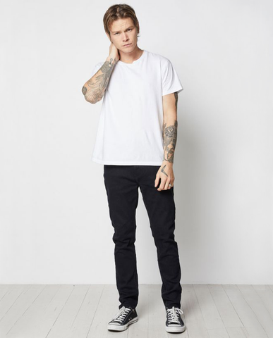 Rollas Thin Captain Slim Fit Jeans