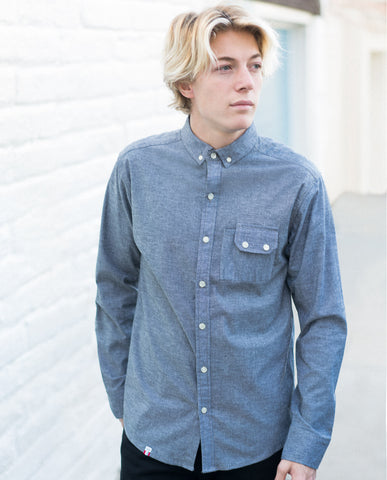 SLVDR Willow Button Shirt