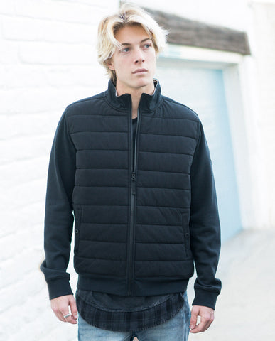 WEEKEND OFFENDER Wear Black Jacket