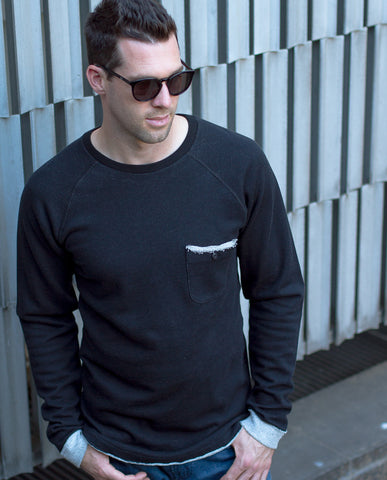 SLVDR Nightstorm Long Sleeve Pullover