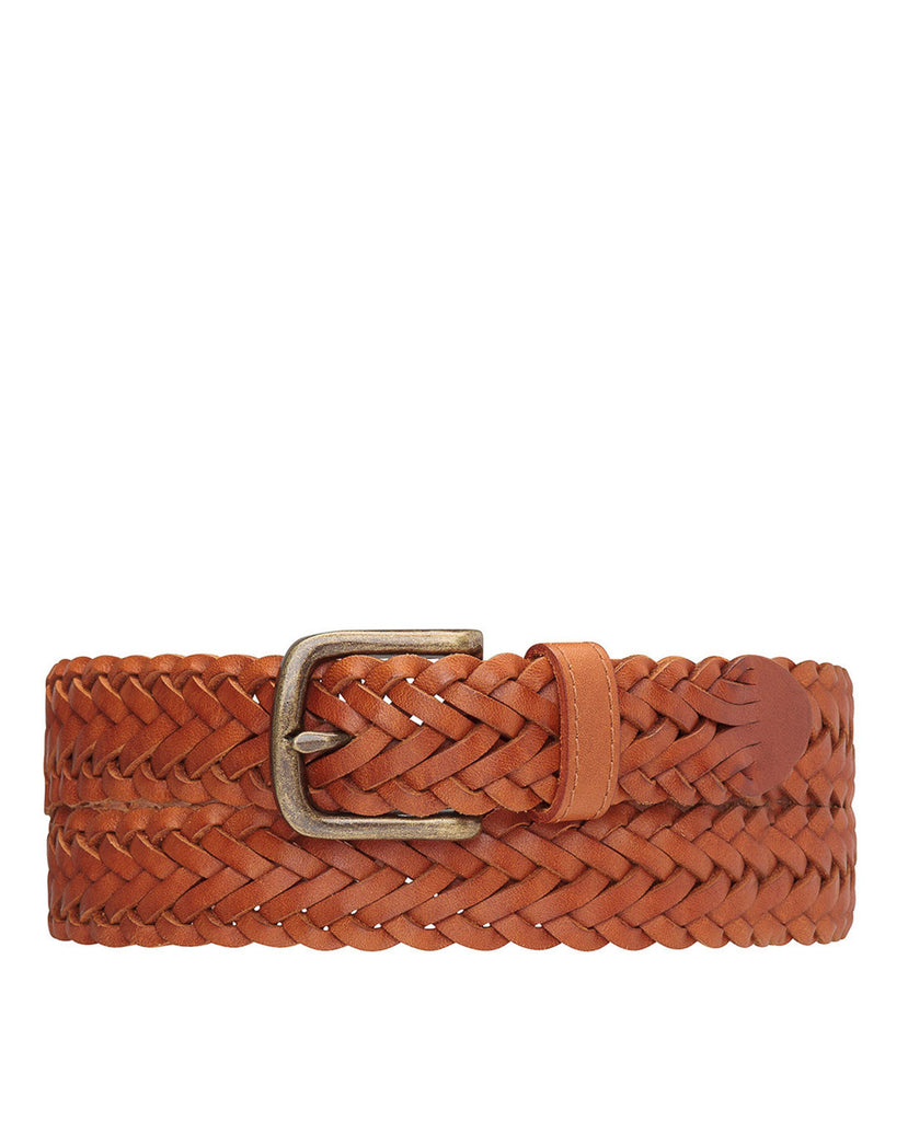 Divided Belt Tan