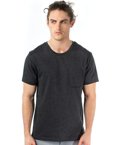 Astrneme Kobe Black Pocket Tee