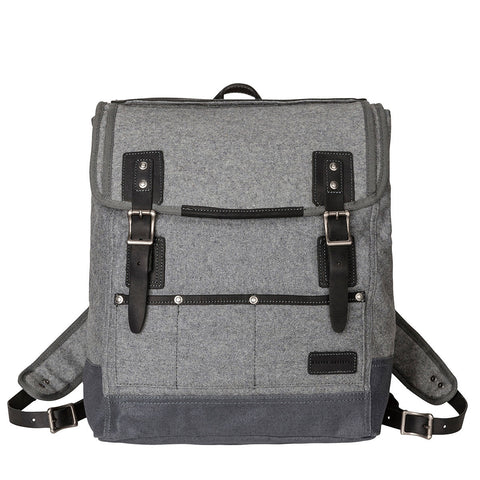Woods Charcoal Backpack