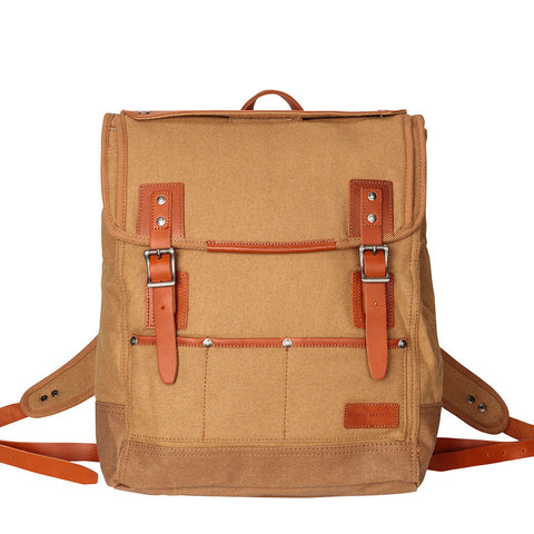Woods Tan Backpack