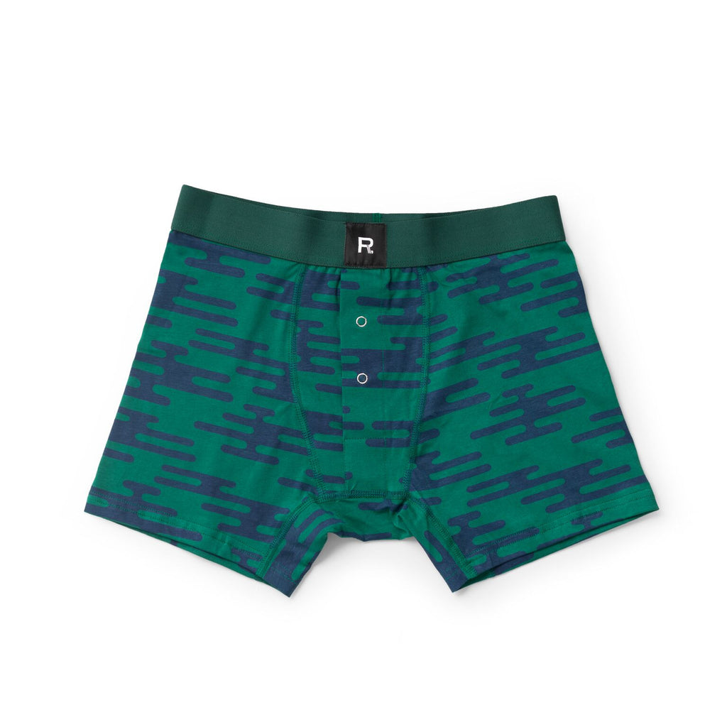 Richer Poorer Bount Boxer Green
