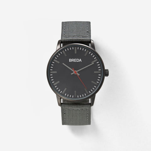 Breda Watch Valor Black Face