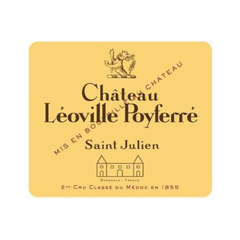 The Saint Julien appellation is small in size, yet big on talent. In the heart of the famed Médoc vineyard, Château Léoville Poyferré has always been one of the most prestigious estates of this terroir.  Since 1979, our family has been dedicated to a vision that leaves no room for improvisation. Every decision, every investment , is a step towards ultimate quality, one that makes a simple wine an exceptional one, recognized as a Second Classified Growth in 1855.