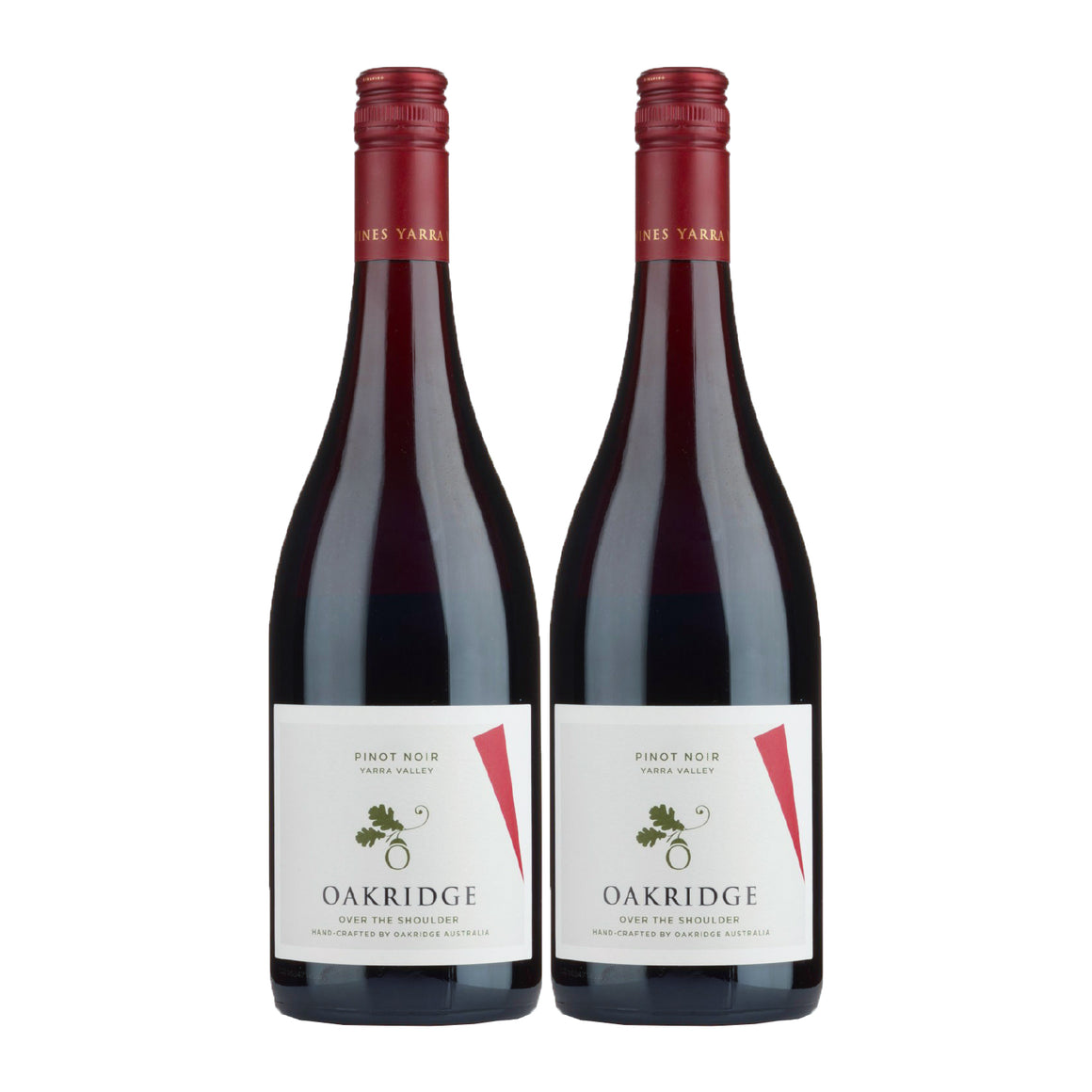 OAKRIDGE OVER THE SHOULDER PINOT NOIR 2019 (2 TO GO)