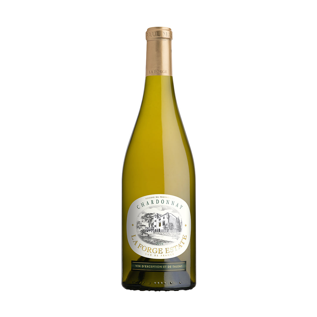 LA FORGE ESTATE CHARDONNAY 2018