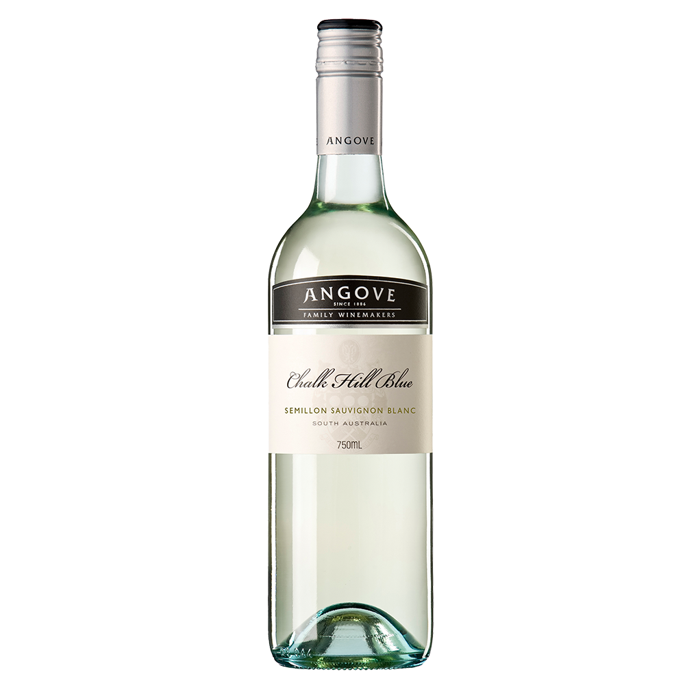 ANGOVE CHALK HILL BLUE SEMILLION SAUVIGNON BLANC 2017
