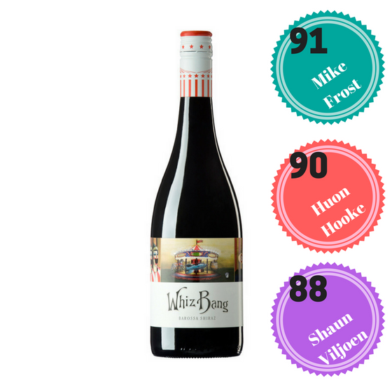 ANGOVE LE CIRQUE WINE CO WHIZ BANG BAROSSA SHIRAZ 2016