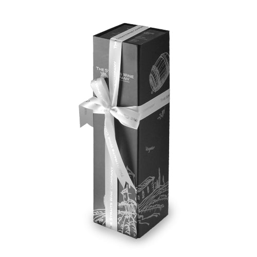 Single Bottle Box Gift Wrapping