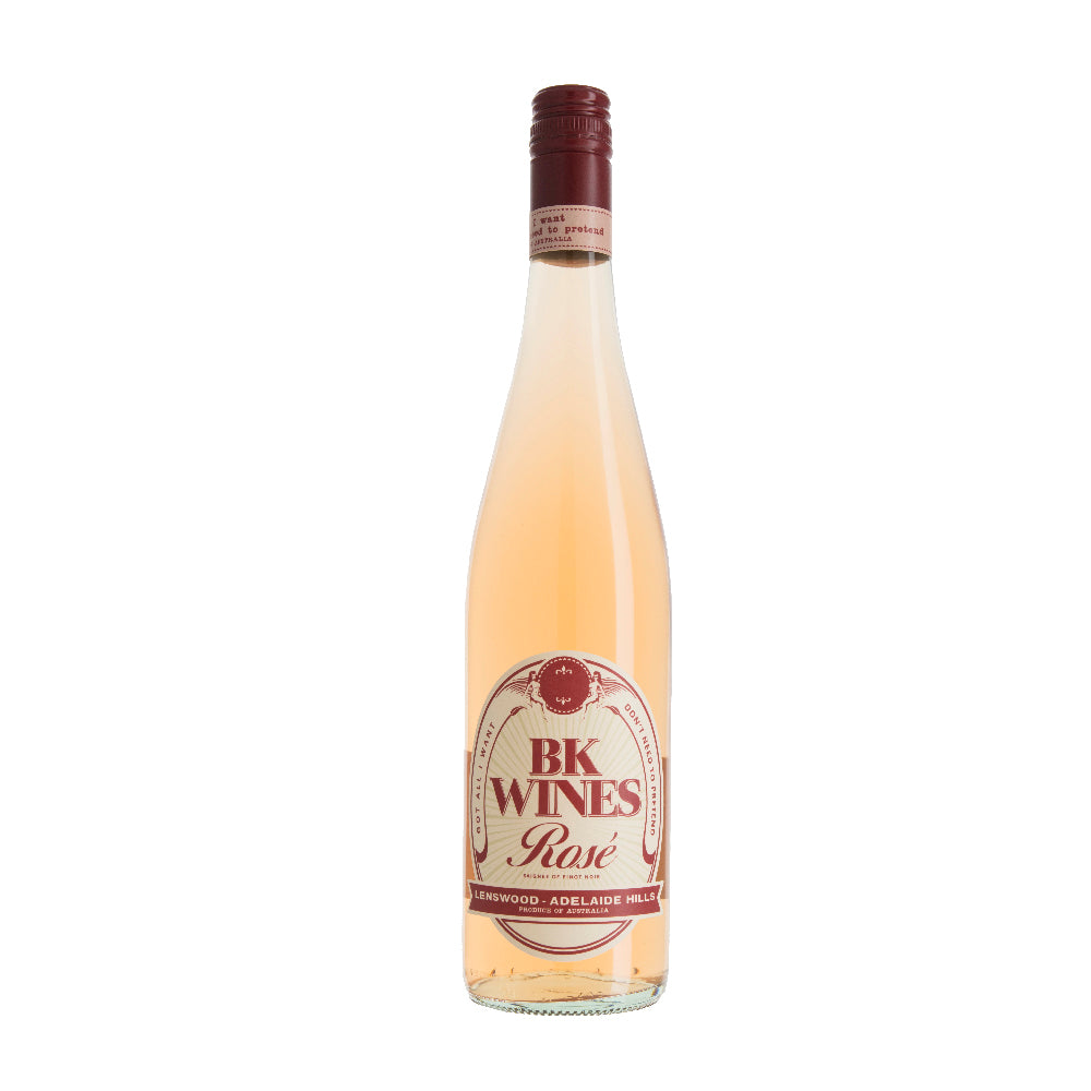 BK WINES ROSE 2017