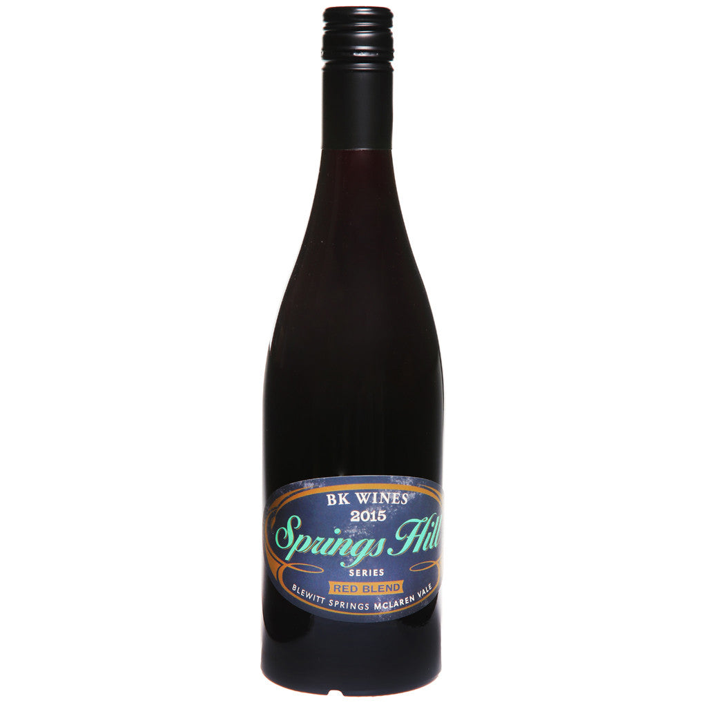 BK WINES SPRINGS HILL RED BLEND 2015