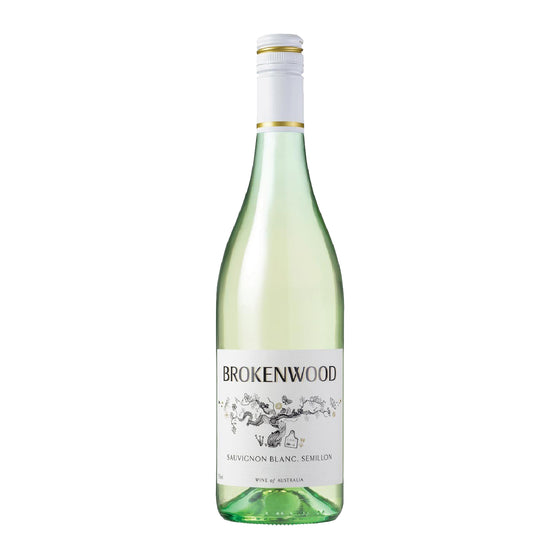 BROKENWOOD 8 ROW SAUVIGNON BLANC SEMILLON 2018