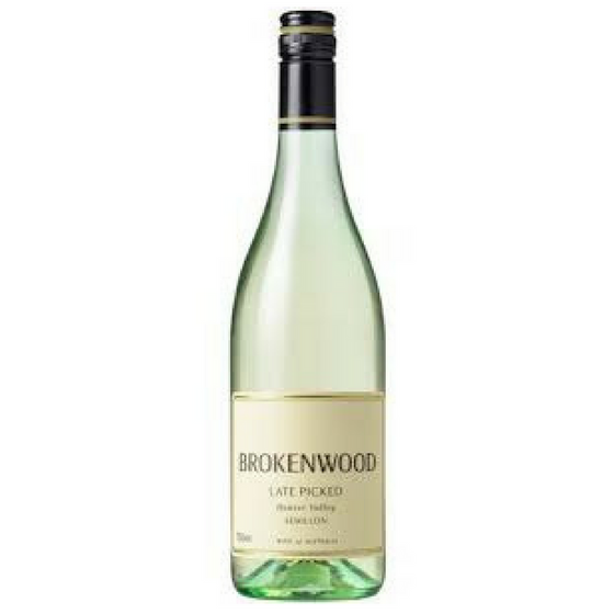 BROKENWOOD LATE PICKED SEMILLON 2016/2017