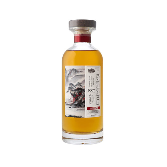 BALLECHIN 12 YRS SINGLE MALT WHISKY KARUIZAWA CASK