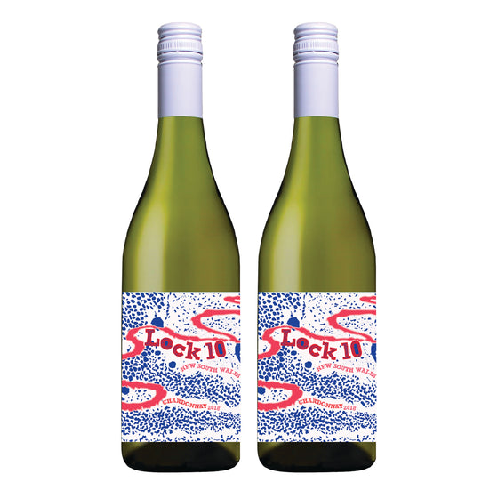 2 bottle of BRAVE TO BE MURRAY CHARDONNAY 2018 (NDP20)